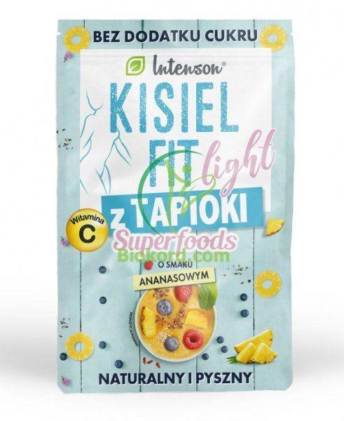 Kisiel Fit z Tapioki Ananasowy, Intenson, 30g