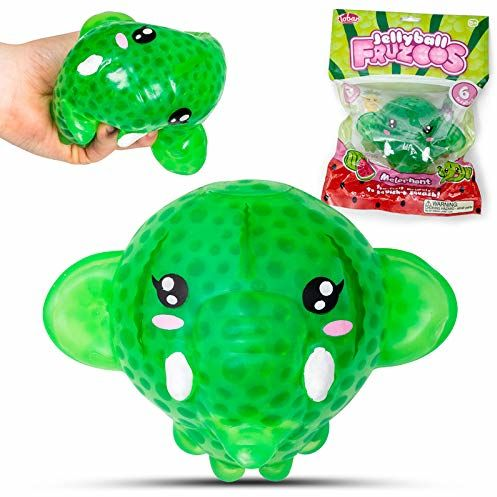 Tobar -Tobar-36420 Fruzoos Elephant/Melon, 36420, zielony