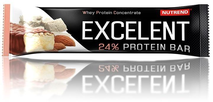Excelent protein bar czarna porzeczka z żurawiną 85g