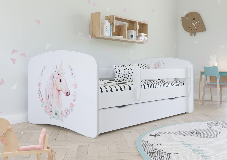 Łóżko dziecięce BABY DREAMS konik 160x80