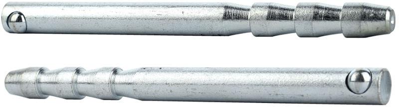 Reper stalowy z kulką 400x16mm RGK40-16