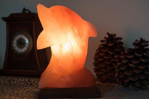 Lampa solna nocna Delfin