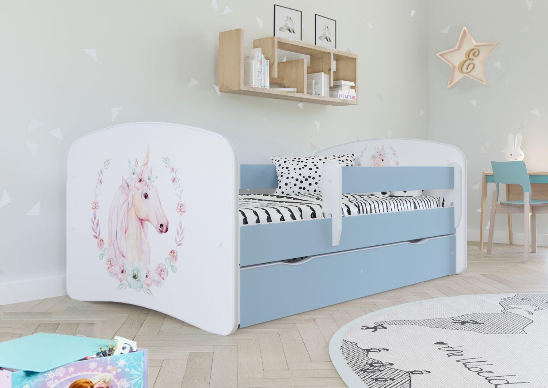 Łóżko dziecięce BABY DREAMS konik 180x80