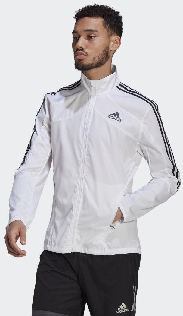 Adidas Marathon 3-Stripes Jacket
