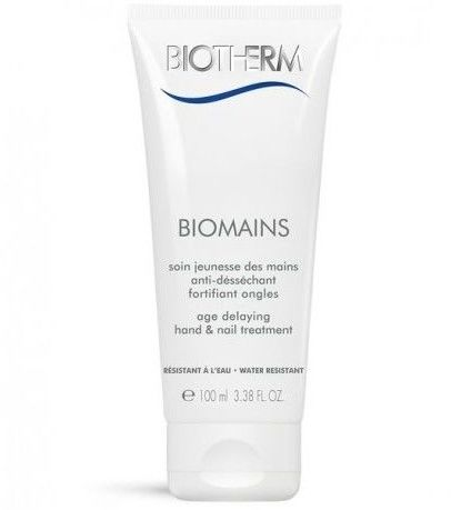 Biotherm Biomains krem nawilżający do rąk SPF 4 50 ml