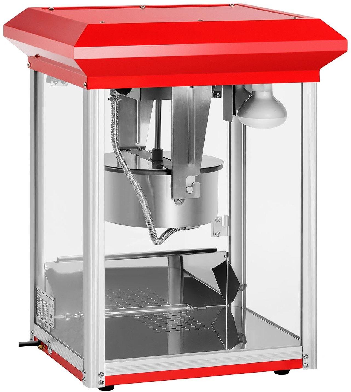 Maszyna do popcornu - 1350 ml - 8 oz - Royal Catering - RCPR-1135 - 3 lata gwarancji/wysyłka w 24h