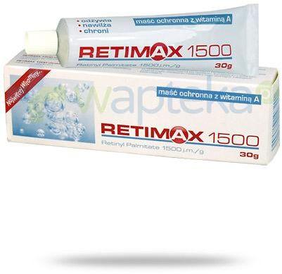 Retimax maść ochronna z witaminą A 30 g