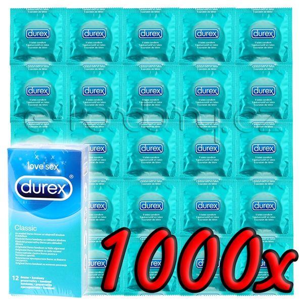 Durex Classic 1000 pack