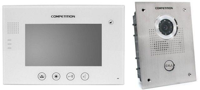Wideodomofon vidos m670w/s551 - szybka dostawa lub możliwość odbioru w 39 miastach