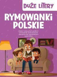 Rymowanki polskie Duże litery - null null
