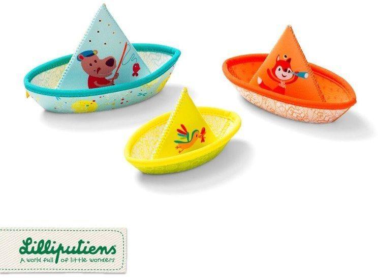 Łódeczki do kąpieli 86772-Lilliputiens
