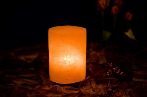 Lampa solna nocna Walec jonizator