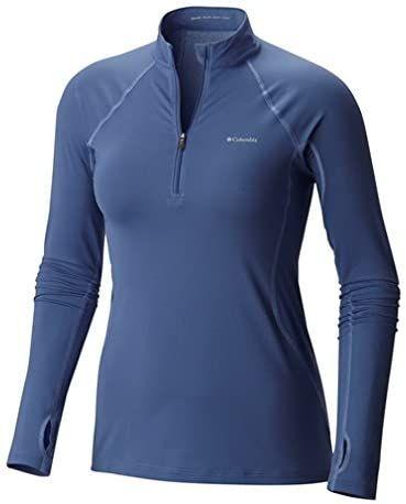 Columbia Damska waga średnia Stret Columbia Sportswear Company Ltd damska średnia waga stret - Bluebell, x-Large Bluebell XS