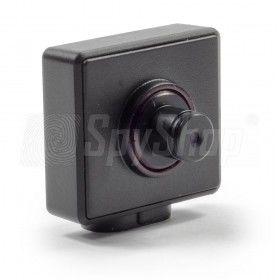 Cyfrowa mini kamera FullHD pinhole CMD-BU20 do montażu w aucie