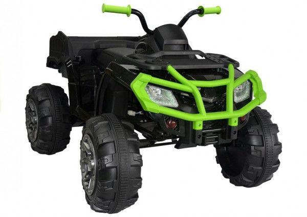 Quad na akumulator BDM0909 Zielony 24V