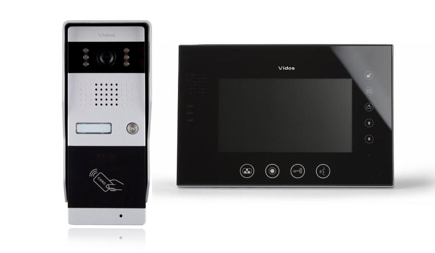 Wideodomofon vidos m670b-s2/s50a - szybka dostawa lub możliwość odbioru w 39 miastach