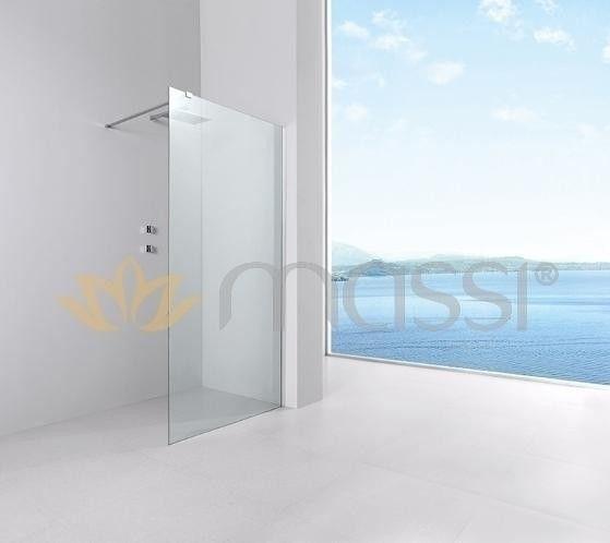Ścianka prysznicowa WALK IN FIX 130x195cm