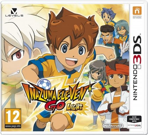 Inazuma Eleven GO:Light 3DS