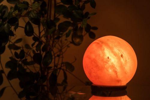 """Lampa solna Kula W rozmiarze """"M"""" ( 3-4 kg)"""