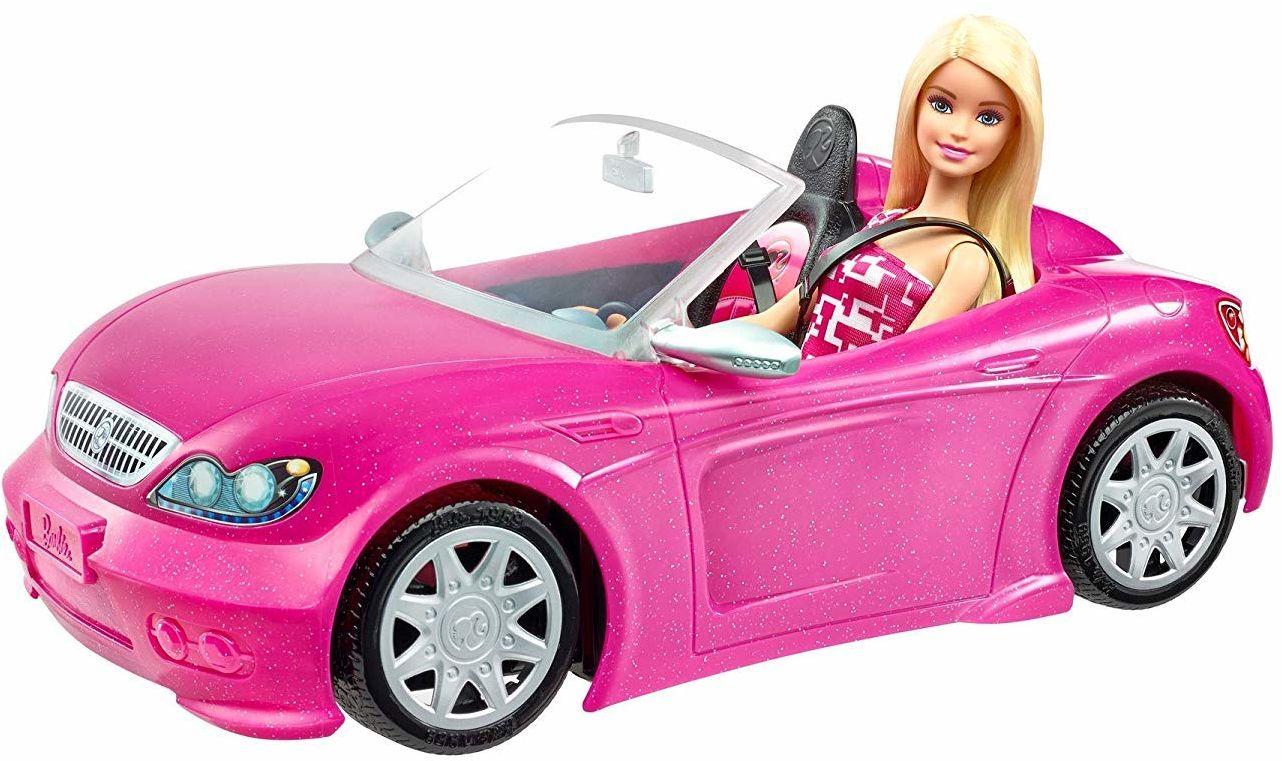 Barbie, Barbie Kabrioletowi DJR55