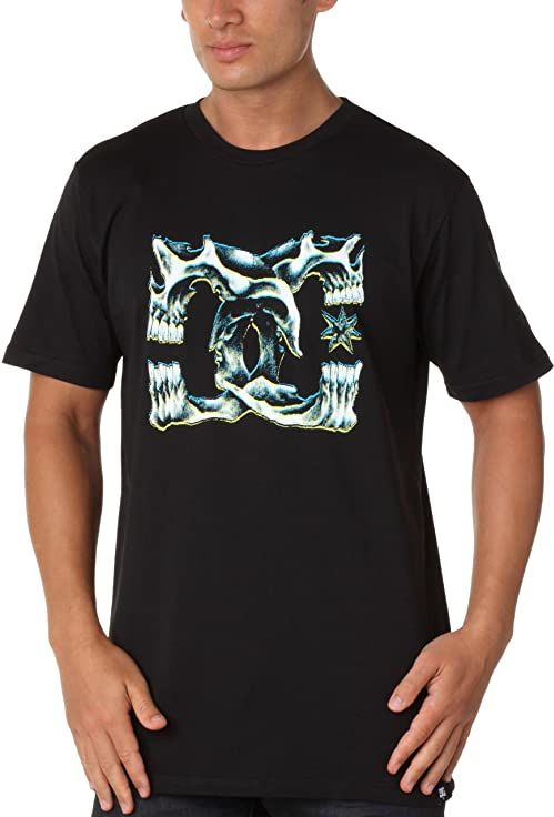 DC Shoes męski t-shirt Molar Black, S