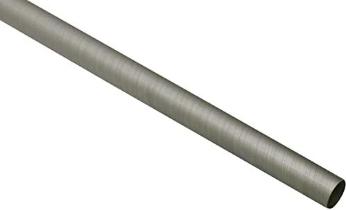 Gardinia karnisz Ø 19 mm srebrny 160 cm