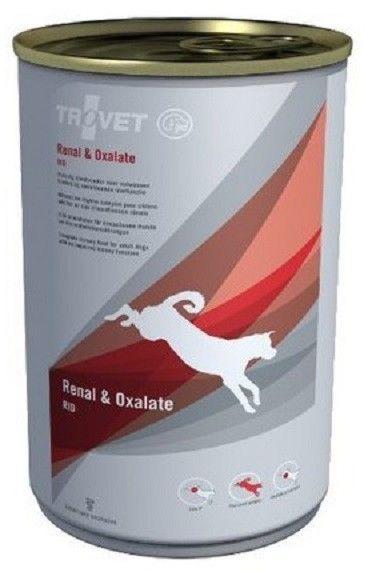 TROVET RID Renal & Oxalate (dla psa) 400g - puszka