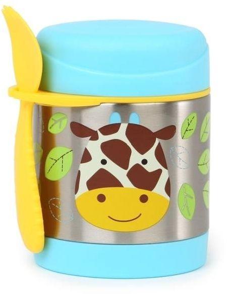 Termos dla dzieci Zoo Żyrafa 252380-Skip Hop, akcesoria dla dzieci