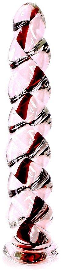 Kiotos Glass Dildo The Twister