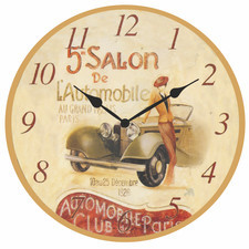 Zegar naścienny MDF #633