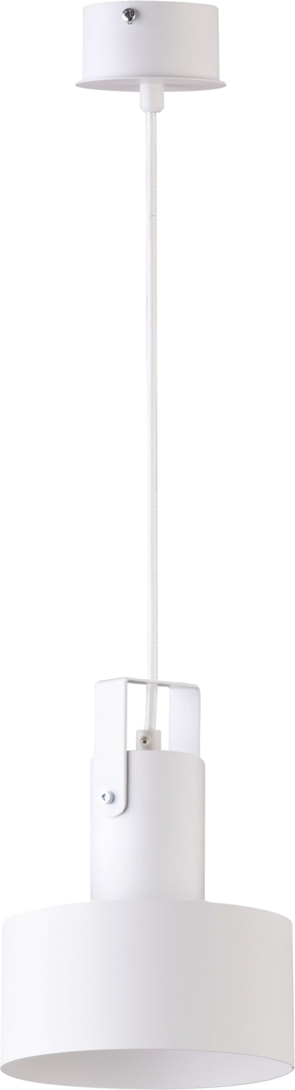Lampa wisząca Rif plus 1 S biała 31198 - Sigma // Rabaty w koszyku i darmowa dostawa od 299zł !