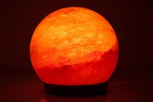 Lampa solna Kula dużych gabarytów XXXL(10-12 kg )