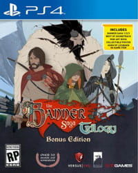 The Banner Saga Trilogy PS 4 Używana