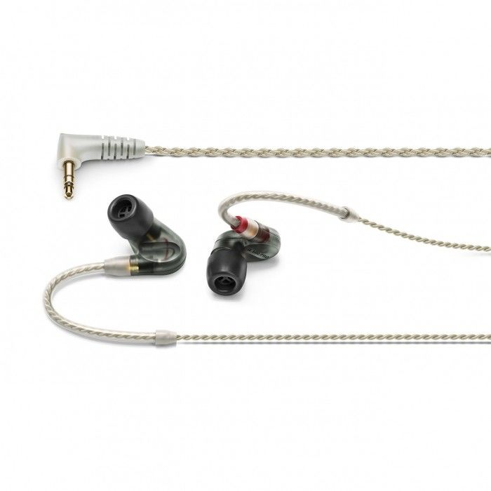 Sennheiser IE 500 PRO Smoky Black - słuchawki