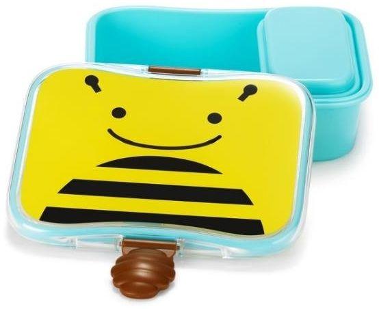 Pudełko śniadaniowe Pszczoła 252479-Skip Hop, akcesoria dla dzieci