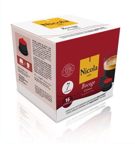 Portugalska kawa Nicola Rossio w kapsułkach Dolce Gusto 16 szt