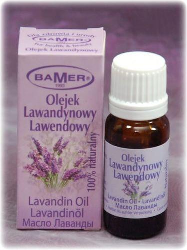 LAWANDYNA - olejek eteryczny - BAMER 7 ml