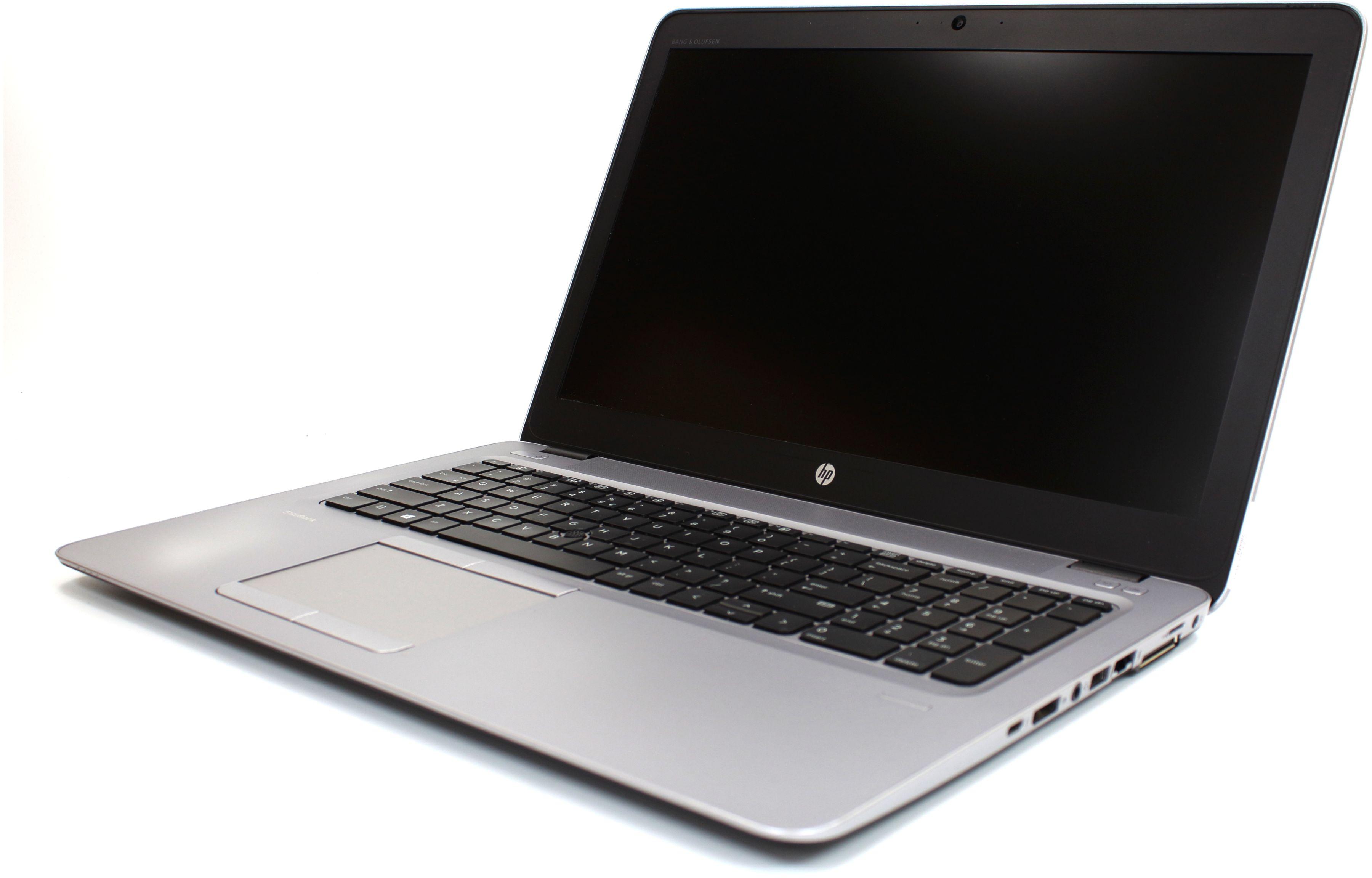 """Laptop HP EliteBook 850 G4 15.6"""" FHD IPS i5-7300U 8GB 256GB SSD Kamera Windows 7/8/10 Pro"""