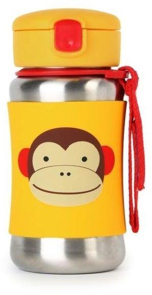 Stalowy bidon Małpa Zoo 252512-Skip Hop, akcesoria dla dzieci
