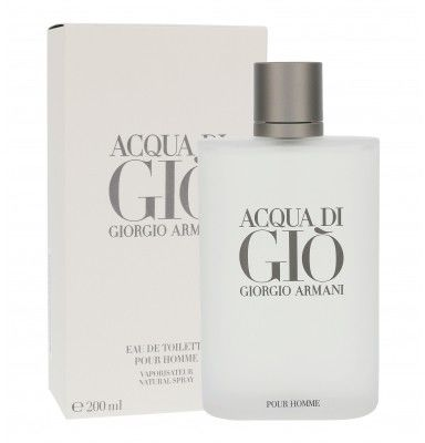 Giorgio Armani Acqua di Gio Pour Homme Woda toaletowa 200ml