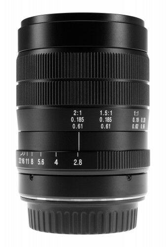 Laowa 60mm f/2,8 Macro 2:1 do Canon EF