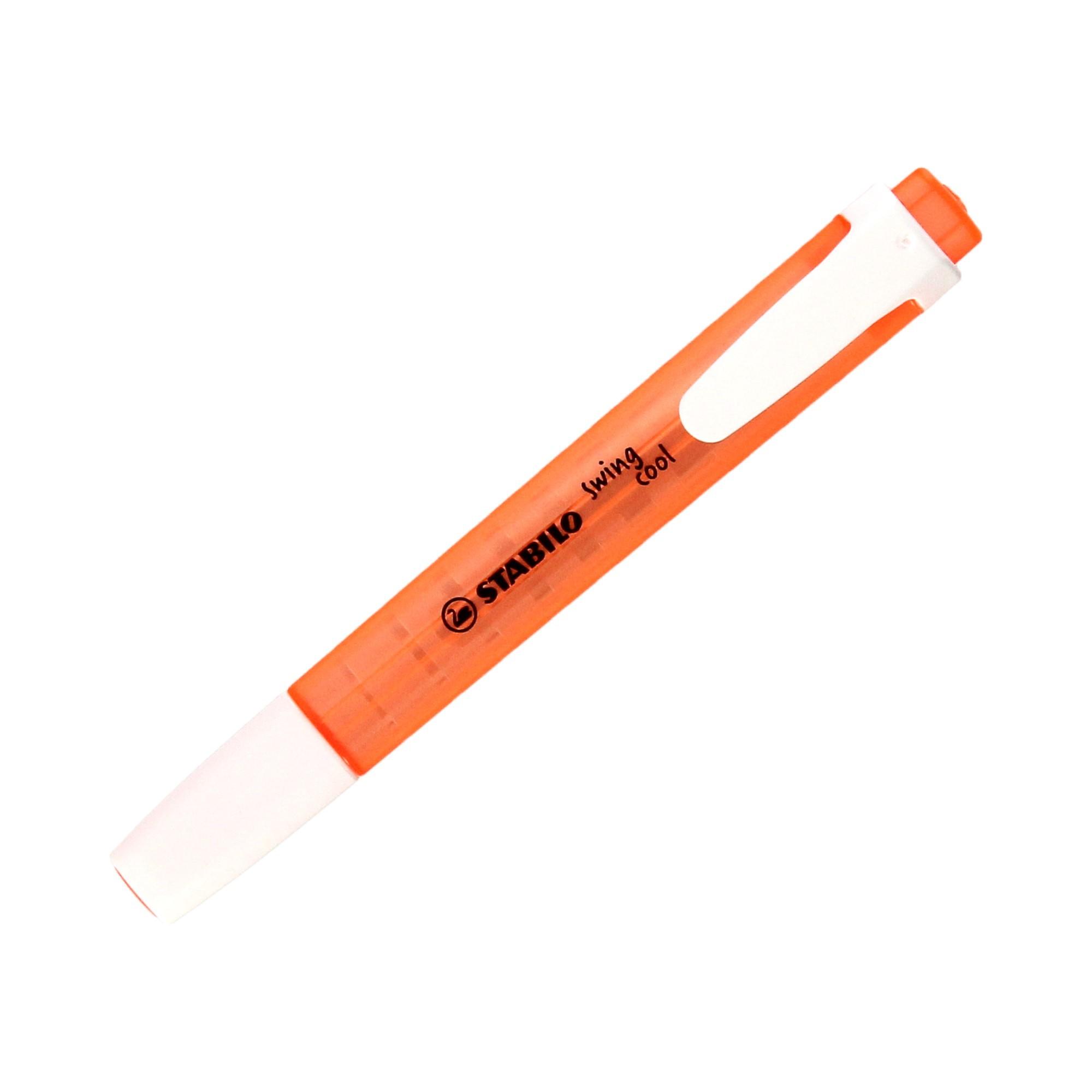 Zakreślacz pomarańczowy SwingCool Stabilo 275/54