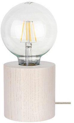 Lampa stołowa TRONGO 1-punktowa dąb bielony 7071032