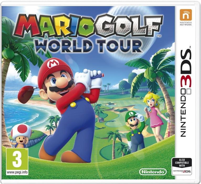 Gra Mario Golf: World Tour (3DS)