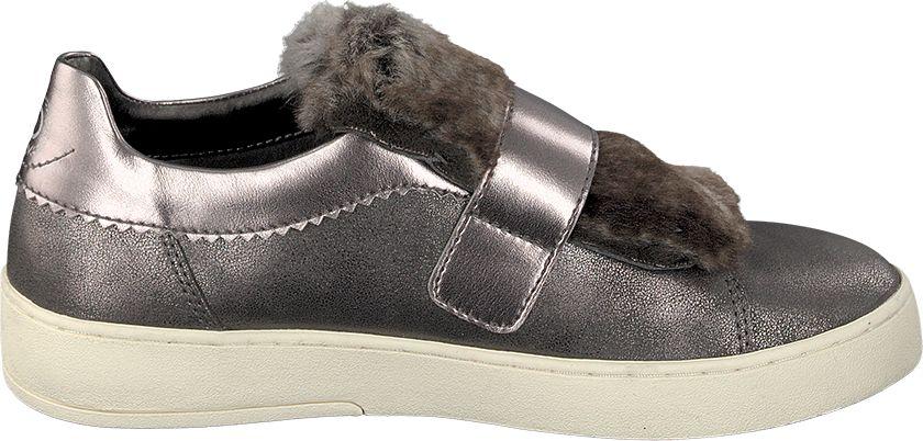 Damskie buty BUGATTI (srebrne) B422291615000