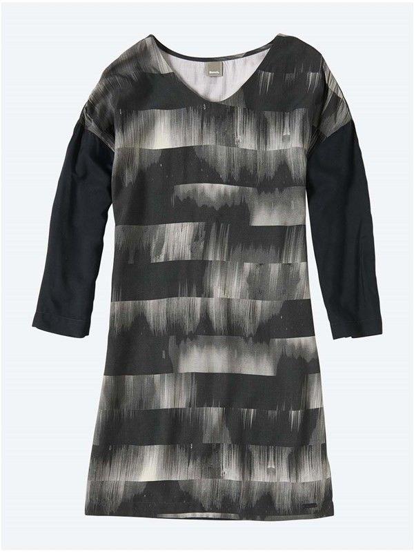 sukienka BENCH - Crisp Black (BK014)