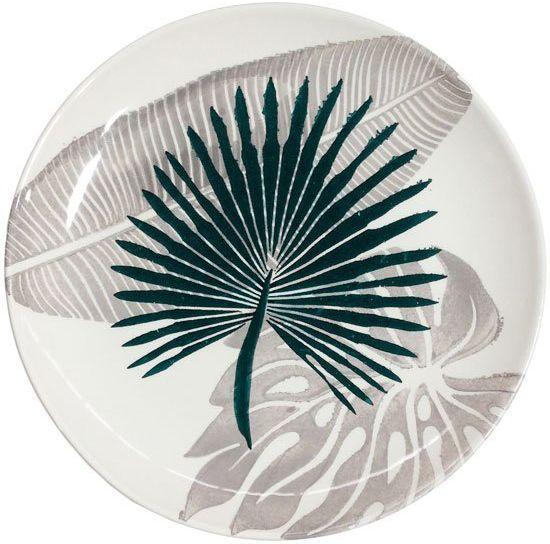 Talerz obiadowy ceramiczny 30cm - kolekcja Equador