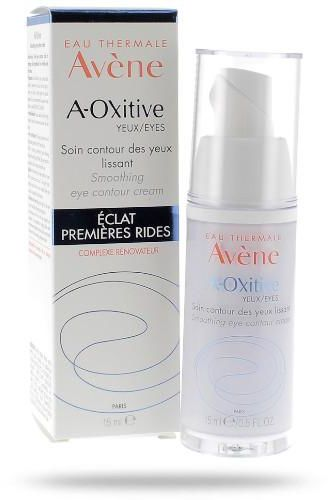 Avene A-Oxitive Krem wygładzający kontur oczu 15 ml