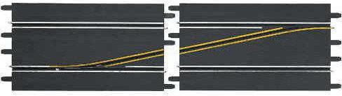 Carrera DIGITAL 132 - Zwrotnica (lewa) 30343