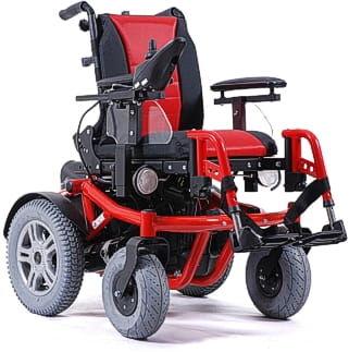 Wózek inwalidzki elektryczny FOREST kids 10 km/h